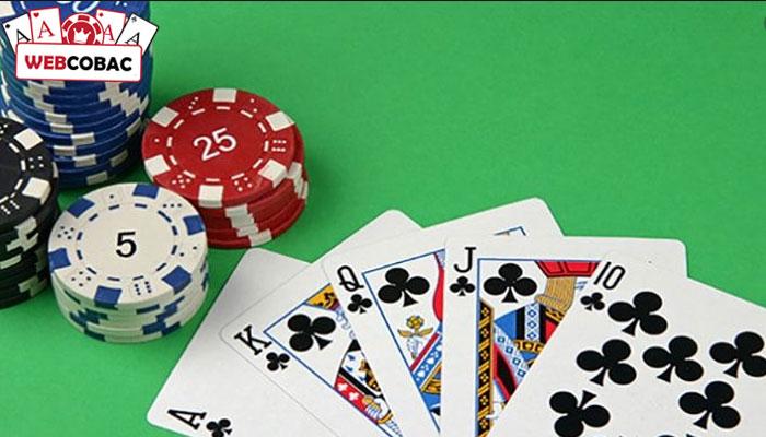 Poker được vượt qua những vòng cá cược nào?