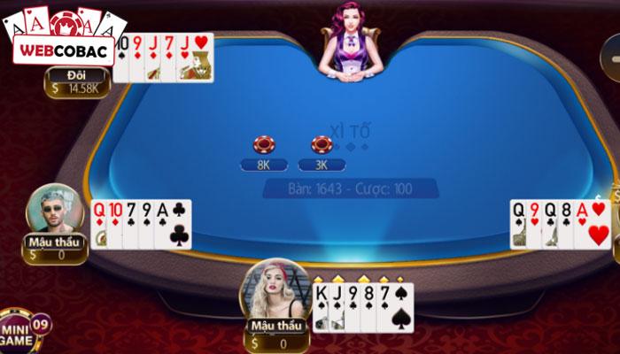 Cách chơi poker quốc tế