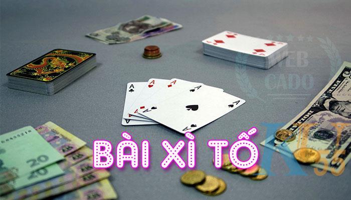 Trò chơi bài này có nhiều biến thể, với các biến thể nhỏ trong luật chơi.