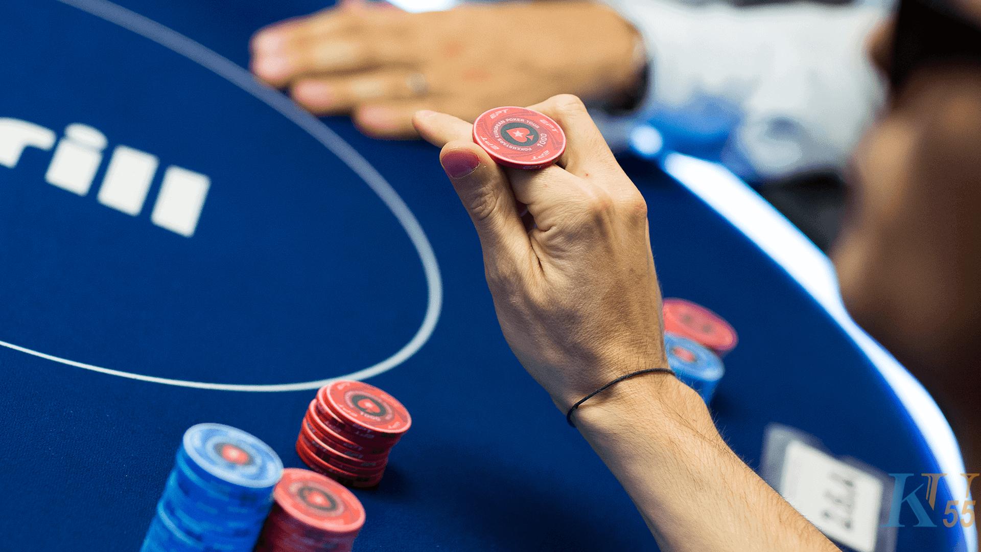 Quy tắc là khi nào chơi poker