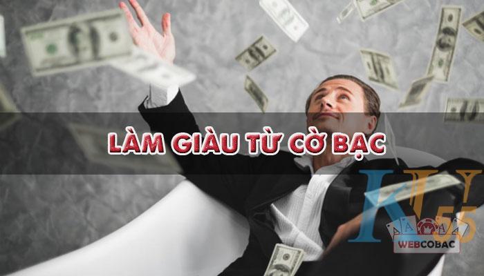 cờ bạc không giàu