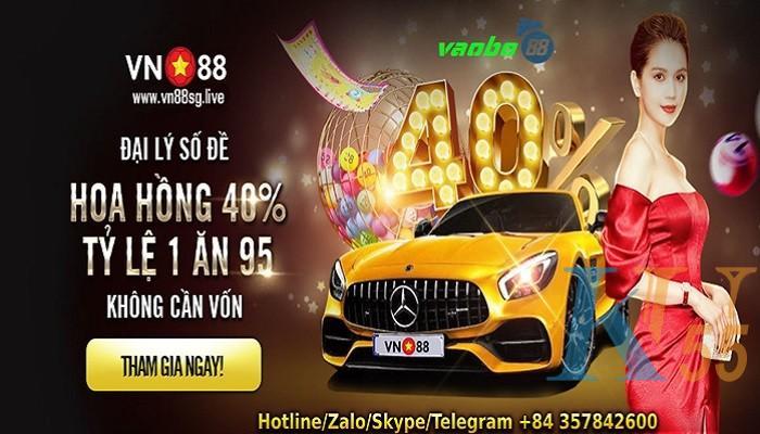 Đại lý VN88