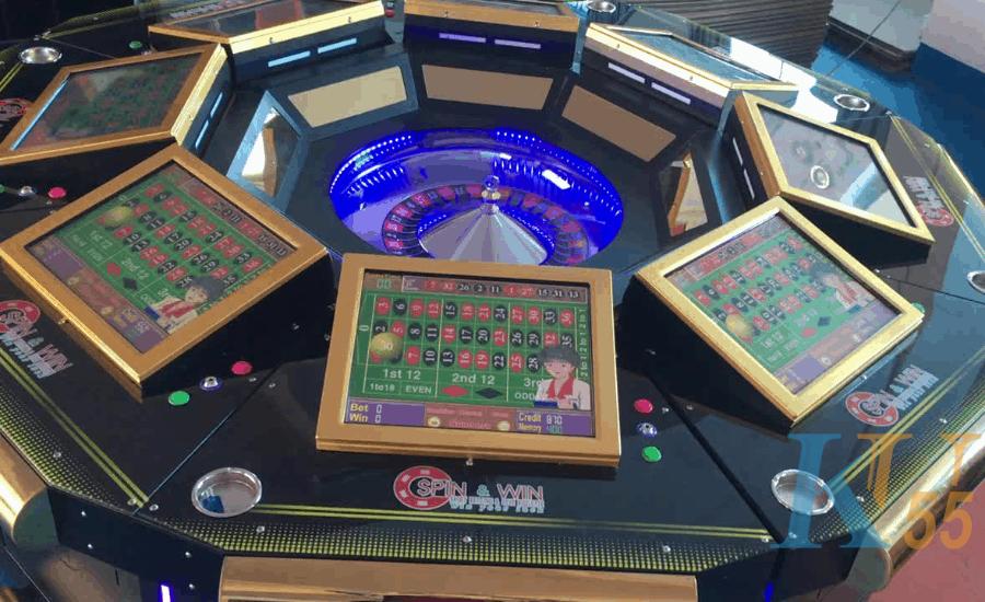 Trải nghiệm đập roulette, bao gồm cả chiến thắng nếu bạn sử dụng ứng dụng