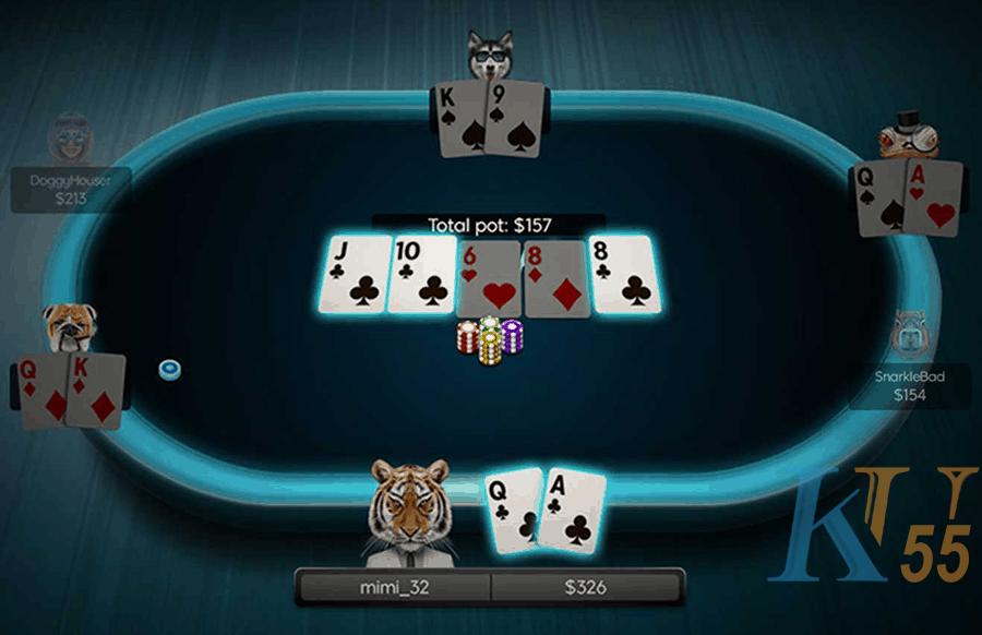 Để chơi tốt bài poker, bạn cần học điều này