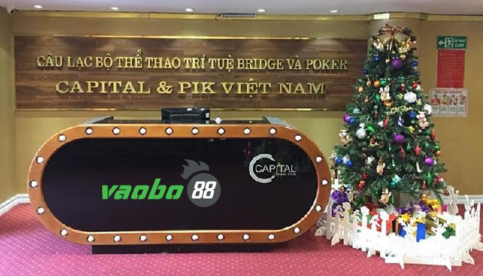 Capital & Pik Poker