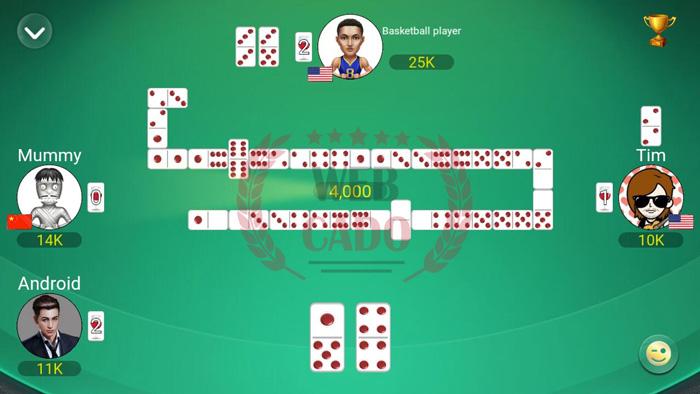 Hướng dẫn cách chơi qq domino
