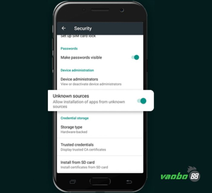 tải xuống ứng dụng v9bet android