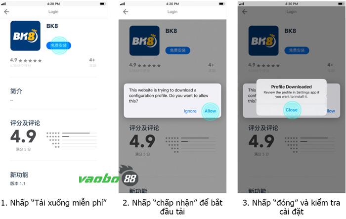 cách tải bk8 về iphone cá cược trực tuyến