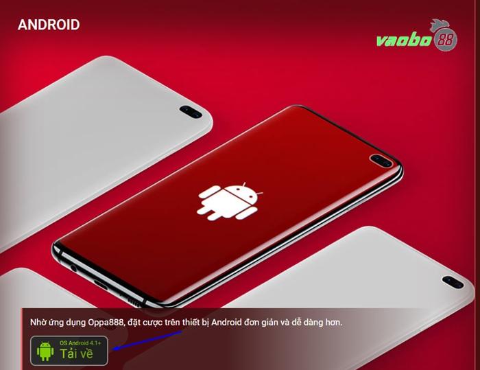 Tải xuống ứng dụng android oppa888