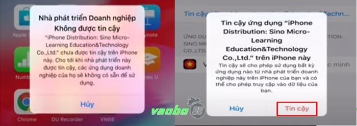 App vn88 ios