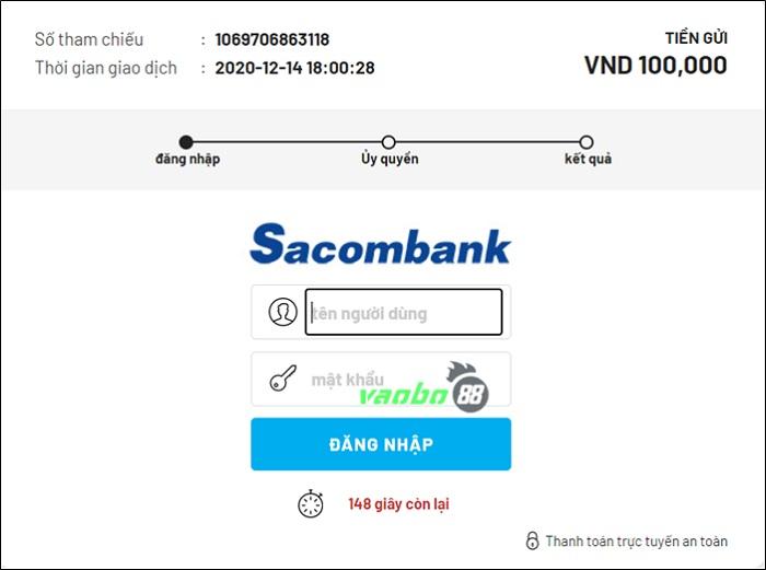Nạp tiền ví điện tử vn88