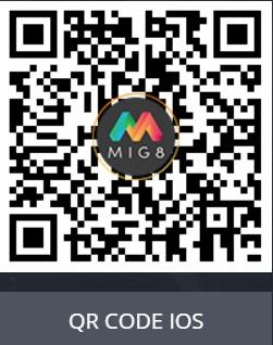 Tải ứng dụng Mig8 ios