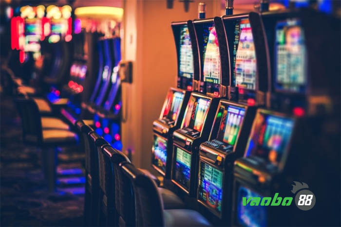các loại máy đánh bạc