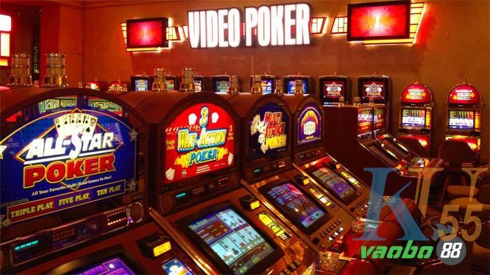 Video poker là gì?