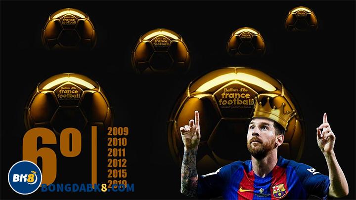 Lionel Messi-cầu thủ xuất sắc nhất mọi thời đại